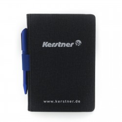 Kertsner A5 Notebook with pen